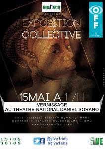 Give1Arts, Sorano Teatre, Sorano Theater, Dak'art Biennale, Dakar Senegal,