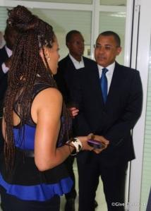 Minister of Energy, Gabon