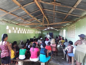 Vendedy, Fonkoze, Haiti