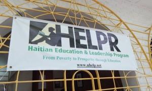 HELPR, Haiti, Vendedy, Haitian Education & Leadership Program headquarters