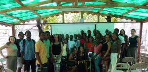 Vendedy, Helpr, Haiti, Christine Souffrant, Jacqueline Cofield,