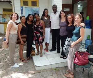 Christine Souffrant, Haiti, Vendedy, Jacqueline Cofield