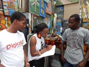 Digicel, Vendedy, Haiti