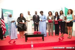Aminata Touré , Give1 Project, Jacqueline Cofield Give 1 Arts, Give1Arts