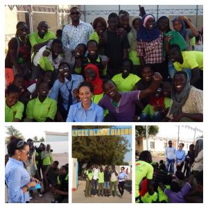 Blaise Diagne High School Dakar