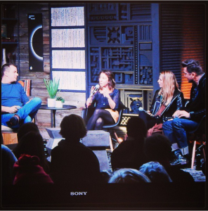 Scientists and filmmakers discuss Science in film at the Sundance 2015 Film Festival. J Rêve is developing some projects involving science.