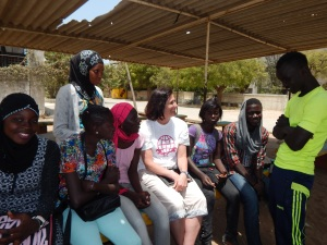 Blaise Diagne High School English Club